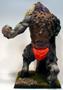 Basecoat painted Beastmen Giant back
