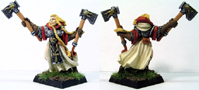 Games Workshop Sister Superior