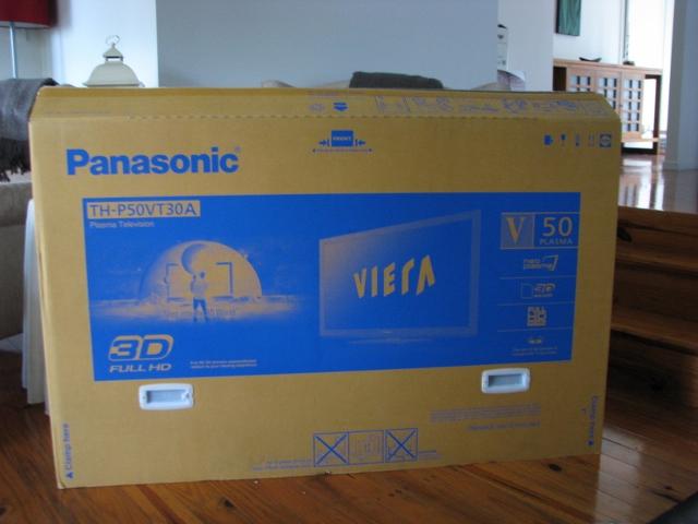 Panasonic 50 inch VT30A